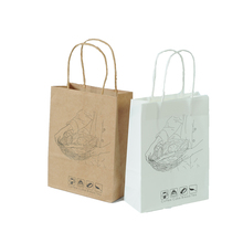 Reasonable price printed high quality 20kg packing kraft paper <strong>bag</strong>