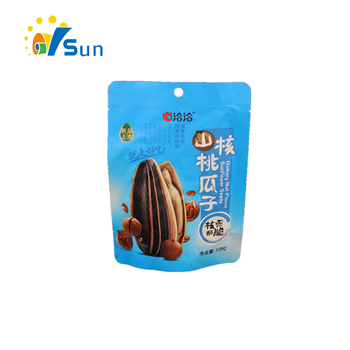 Alibaba China Dried Food Packing Use Ziplock Stand Up Packing Bag