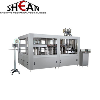 Automatic Plastic Olive Oil Ampoule Filling Machine from China Factory
