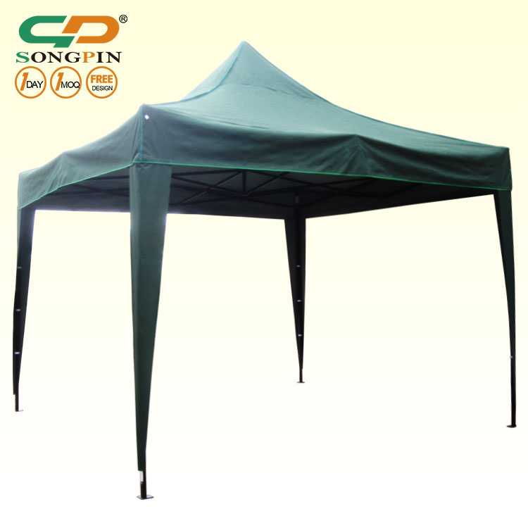 <strong>promotion</strong> Cheap aluminum profile indian advertising folding booth parking tent