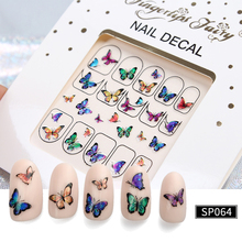 39 Species Different Decorations, Different Accessories 3d Nail Art Decal/Nail Arts Decal Sticker/Nail Decal Sticker