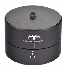 CD50 MYRMICA 360TL 360-degree Auto Rotation Time Delay Lapse Pan TL Camera Ballhead Mount Camera Mount for <strong>Gopro</strong>