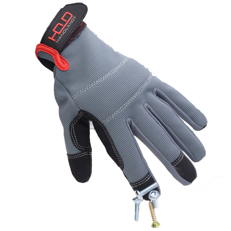 PRI Industrial Hand Magnet Mechanic <strong>Gloves</strong>