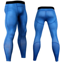 Wholesale New Product <strong>Men</strong> Quick Dry Gym Sport Fit Pants Leggings Running Training Tights