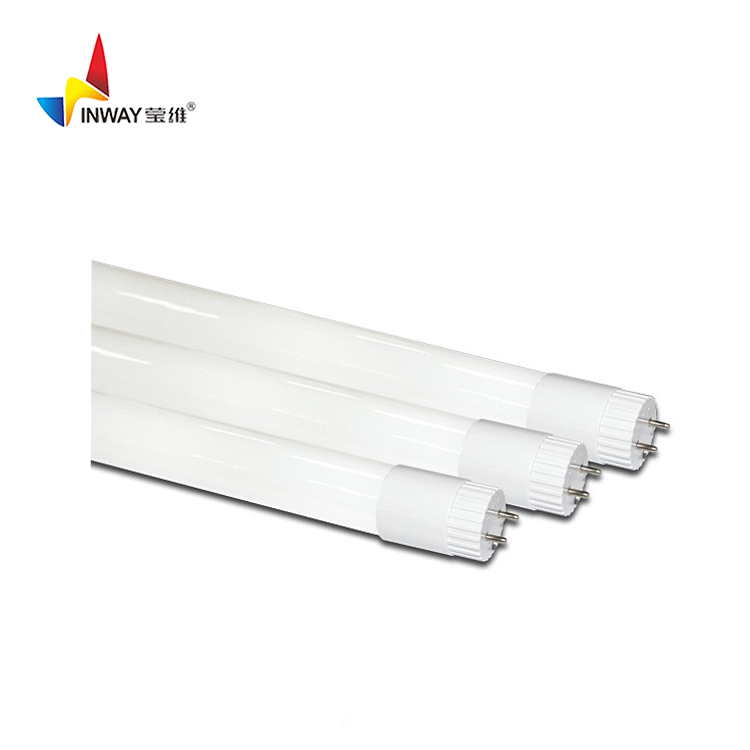 4ft 1200mm led t8 led fluorescent tube glass 19w 20W 22W 25w led tube t8 led glass tube
