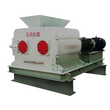 Granite Limestone talc cobble stone Double Tooth Roller Crushing plant Teeth Roller Crusher