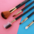 2019 Amazon Hot Seller Cosmetic Brushes Professional Makeup Brushes