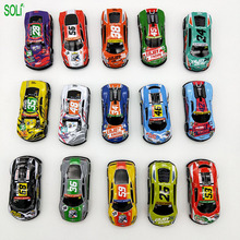 2019 New children's toy car Pull-back Mini alloy toys cars for kids