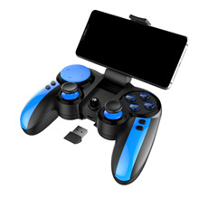 iPEGA PG-9090 Wireless Gamepad 2.4G Joystick Multimedia Bluetooth Game Controller For iSO / Android / Tablet / PC / TV