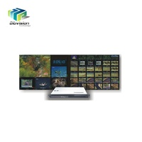 with 60 SD Channel Flexible Video Monitor De-Mux Multi-viewer radio tv broadcasting equipment