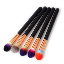 High Quality single Powder Makeup Brush Blending Pointed Highlight Cosmetic brush
