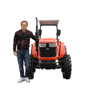 Enfly DQ404 40hp versatile tractor wheel style xinchai single cylinder engine mini farm machinery
