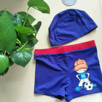 Wholesale Competition Swimming Suit Set For Boy