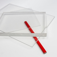 XINTAO 10mm clear plastic perspex sheet price