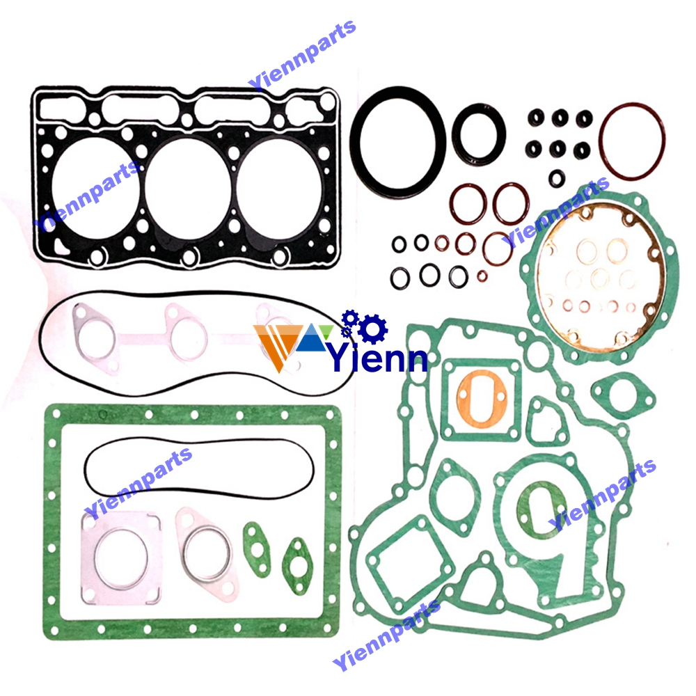 <strong>D1005</strong> Full Overhaul Gasket Kit 16231-03310 Upper Lower Set for Kubota 553 553F Skid Steel Loader B21TL/B Tractor Diesel Parts