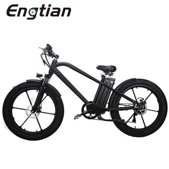 "26"" Customize Cheap 48V1000W removable litium battery Electric Bike with Brushless Motor fat wheels/Adult <strong>City</strong> electric Bike"