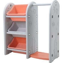 Home Use Kids Storage Plastic Cabinet Box Plastic <strong>Shelf</strong>