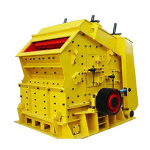 Gold supplier for limestone impact crusher dolomite crusher plant