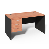 Economical Wood Furniture Office Table Modern Computer Desk