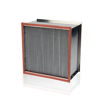 Manufacturer hepa filter coater oven UV oven drying room high temperature resistant filter
