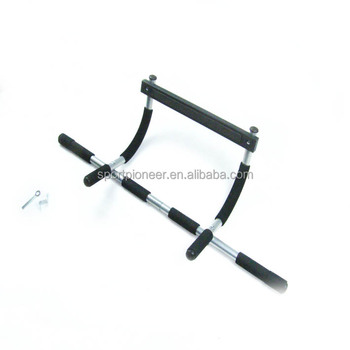 3-in-Fitness Exercise Porta Chin Push Pull Sit Up Bar Finale corpo Premere Porta Pull Up Bar Heavy Duty Doorway Chin Up Bar