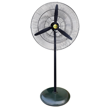 Hot selling industrial 20&quot; floor <strong>fan</strong> POPULA JF 500 mm with 9000 airflow volume and 111v/220v/380v optional voltage
