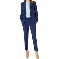 Formal Shirts And Pants Combination Wholesale Two Piece Suit Business Women Suits