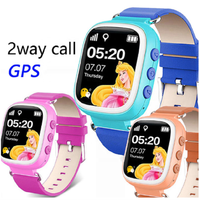 "Q80 Smart Baby Watch SOS Call Anti Lost Location Tracker 1.44"" Touch Screen Children Watches for Kids Smart Watch GPS PK Q90"