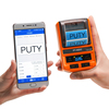 PUTY PT-50DC small pocket printer mobile thermal label maker portable handheld printer