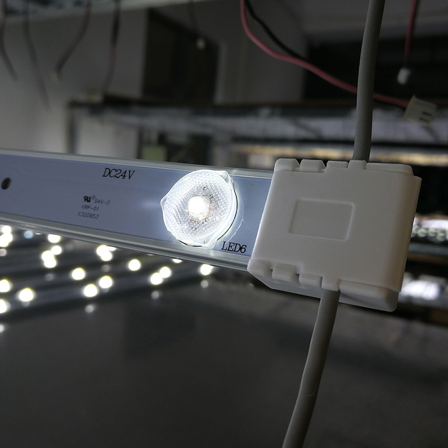 2835 36watt 6 strip 6 <strong>p10</strong> <strong>led</strong> curtain <strong>display</strong>