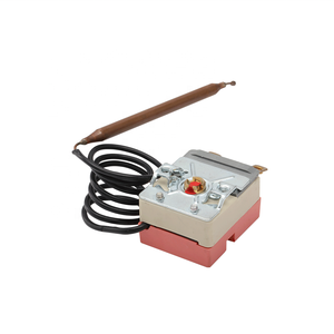 WNC-18 Liquid expansion capillary thermostat for oven