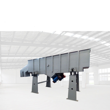 Mineral Separation Professional Manufacturer Linear Circular Vibrating Screen Sieve fro Sale