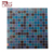 Foshan GUCI mixed blue and black color glass mosaic swimming pool tiles glow mosaic tile