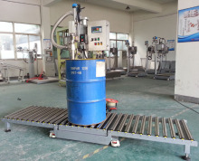 200kg oil steel drum bucket weighing filling <strong>equipment</strong>