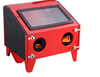 Europe and USA Hot Sale Manual 150L Portable Sandblaster with Glass Window