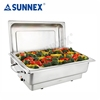 Sunnex Quality Buffet Chafer bain marerfood warmer commercial catering equipment