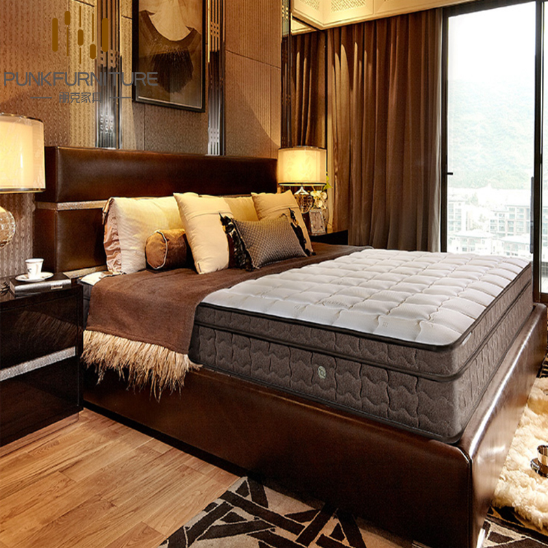 Punk new design luxurious cheap bedroom set beds memory foam mattress - Jozy Mattress | Jozy.net