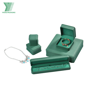 Luxury Bespoke Leather Jewelry Sets
