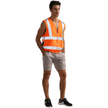 Best Sales Work Wear Reflective <strong>Safety</strong> Vest Electric USB Air Cooling Fan <strong>safety</strong> Jacket