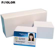 Manufacturing Plastic White Blank PVC ID <strong>Card</strong> Size CR80 Inkjet Printable PVC ID <strong>Card</strong>
