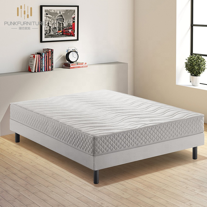 2019 Punk high hotel king size extra firm korean memory foam mattress made in china - Jozy Mattress | Jozy.net