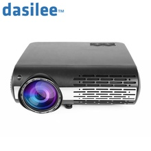 Dasilee full HD LED <strong>projector</strong> native 1080P 6500 lumens proyector video <strong>projector</strong>