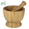 /product-detail/kitchen-tool-garlic-press-ginger-crusher-spices-bamboo-mortar-and-pestle-62112586280.html
