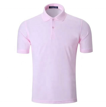 Factory Custom Printing Blank Polo Shirt No Minimum With Good Price