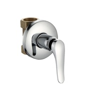 Best Quality Concealed Brass Bathroom Stop Valve