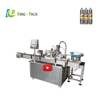 High speed automatic liquid filling machine 30ml 60ml chubby gorilla eliquid filling machine