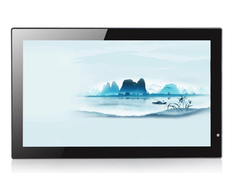 Publicité d'affichage À CRISTAUX LIQUIDES 18.5 pouces cadre photo numérique avec capteur de mouvement - ANKUX Tech Co., Ltd