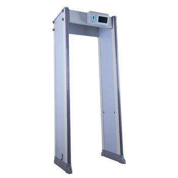 New design 18 Zones Archway Walk Through Metal Detector with Touch Screen