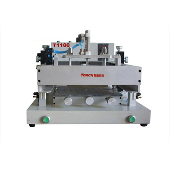TORCH Semiautomatic Stencil Printer/Screen Printer for PCB printing T1100