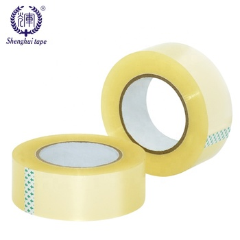 Wholesale Shipping Safety Packaging Clear Tapes